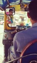 Khao San Road - Tuc-Tuc
