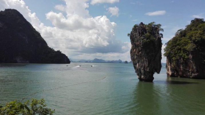 Tailandia - James Bond Island