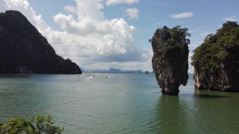 Tailandia - Beaches of Phuket - James Bond Island