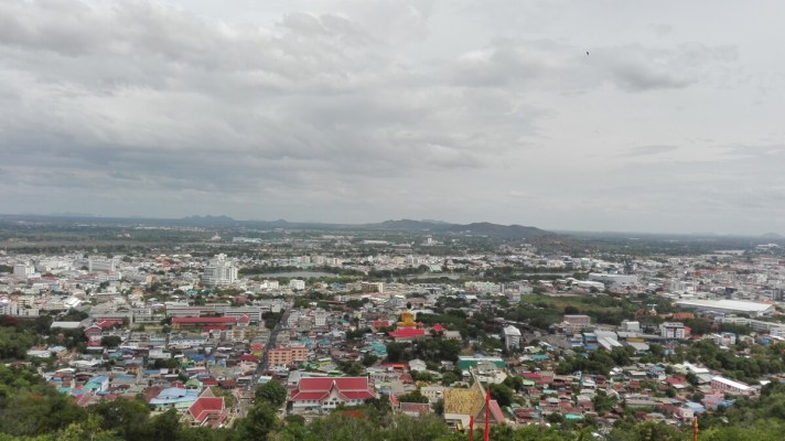Thailand Nakhon Sawan Viewpoint 500x281 - Thailand's countryside: the central provinces
