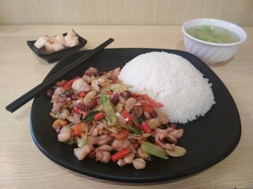 Comida China - Gong bao ji ding