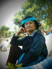 Curiosidades de China - Mujer de minoría étnica Hani