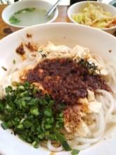 Cocina China - Mixian Plato típico de Yunnan