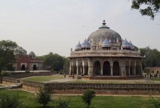 Delhi - Complejo Humayun