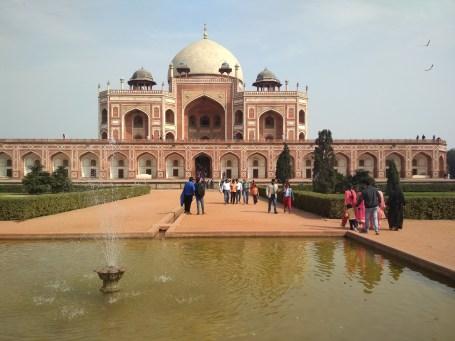 Delhi - Tumba Humayun