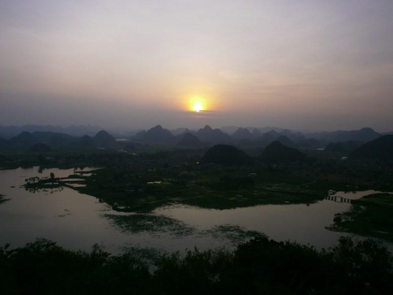 Yunnan Amanecer Puzhehei - Los 8 mejores lugares que ver en Yunnan