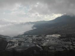 Trip to Yunnan - Mirador terrazas de arroz de Duoyishu