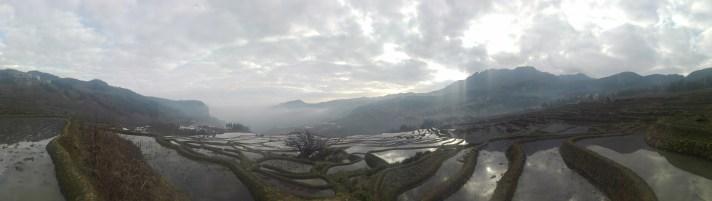 Yunnan - Terrazas de arroz de Yuanyang