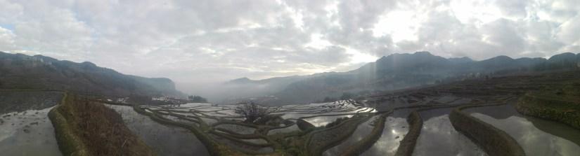Yunnan Terrazas de arroz de Yuanyang 500x135 - Viaje organizado a Yunnan: 12 días en China con chófer y guía