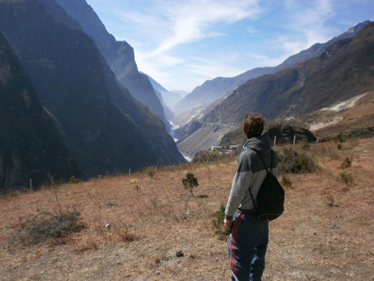 China - Ruta por Yunnan - Garganta del Salto del Tigre (Tiger Leaping Gorge)
