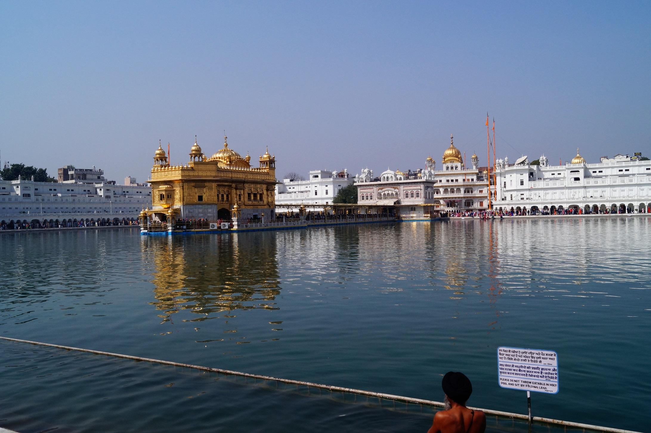 Amristar Templo Dorado 15 - Ruta por el norte de la India de 3 semanas o 1 mes
