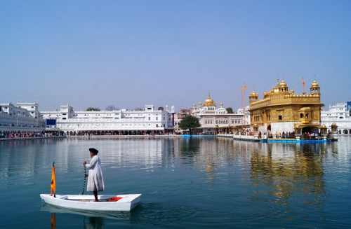 Golden Temple of Amritsar - Cultura Sikh