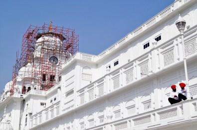 Amristar Templo Dorado 21 - Lo mejor del Templo Dorado de Amritsar; guía básica