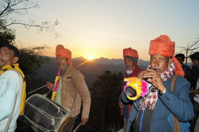 Boda india Musicos 500x333 - Indian wedding, dances and ceremonies: my experience