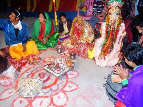 Indian Wedding - Rituales indios