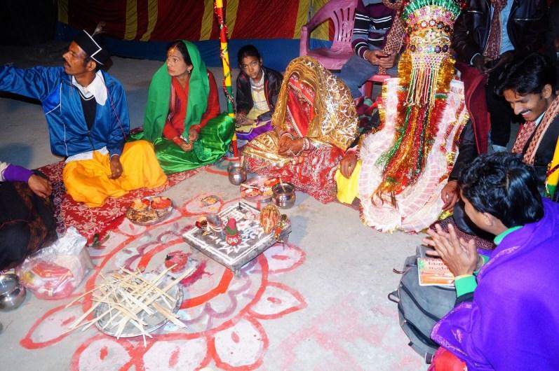 Boda india Rituales 01 - Celebrando una Boda en la India: bailes, ceremonias y costumbres