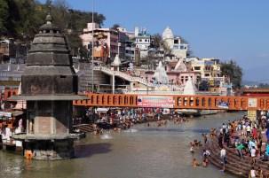 Haridwar Templo Har Ki Pauri 01 - Lo mejor de Haridwar: que ver en la ciudad más sagrada de la India