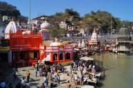 Haridwar Templo Har Ki Pauri 02 - Guía de viaje: Todo lo que tienes que saber sobre Haridwar