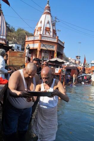 Haridwar Templo Har Ki Pauri 05 - Lo mejor de Haridwar: que ver en la ciudad más sagrada de la India