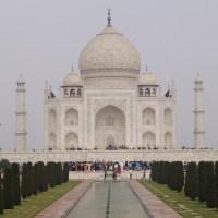 Taj Mahal: monumento al amor y a la simetría