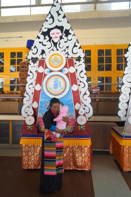McLeod Ganj Símbolos tibetanos - What to do in McLeod Ganj? Travel guide & Attractions
