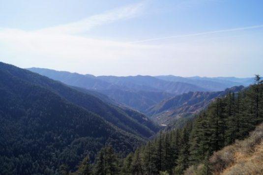 Shimla Montañas 02 500x333 - Shimla, lugares de interés: ciudad colonial al lado del Himalaya