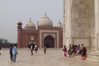 Taj Mahal y Mezquita - La curiosa historia del Taj Mahal: amor, simetría y sacrificio
