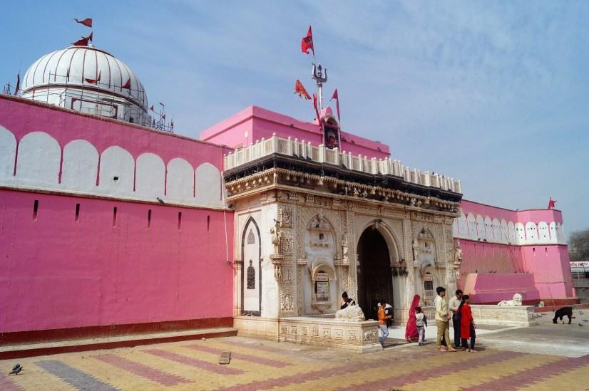 Bikaner Templo de las Ratas 01 Karni Mata - Bikaner y el Templo de las Ratas: mitos y supersticiones