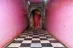 Caminar por el Templo de las Ratas
