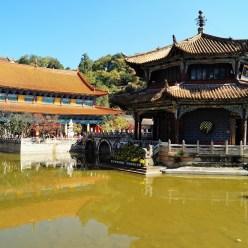 Yunnan - Kunming - Templo de Yuantong