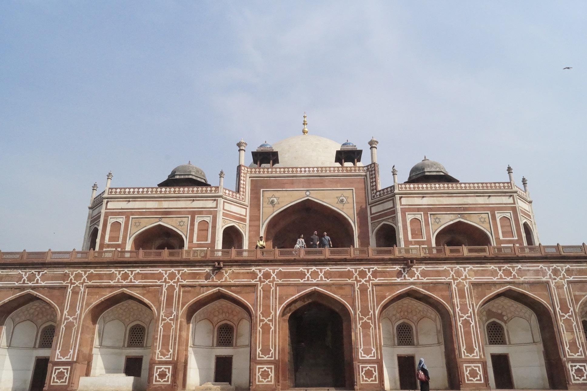 India Delhi Tumba Humayun - Ruta por el norte de la India de 3 semanas o 1 mes
