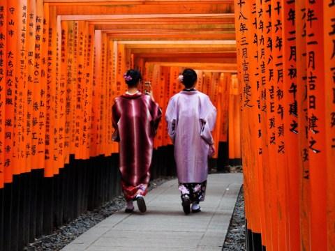 Kioto - Fushimi Inari