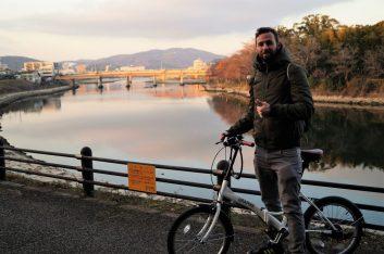 Japón - Okayama en bicicleta