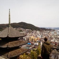 Onomichi - Paseo de los templos - Tenneiji