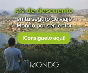 Seguro de Viaje Mondo - Lateral