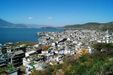 Yunnan - Dali Old Town - Lago Erhai