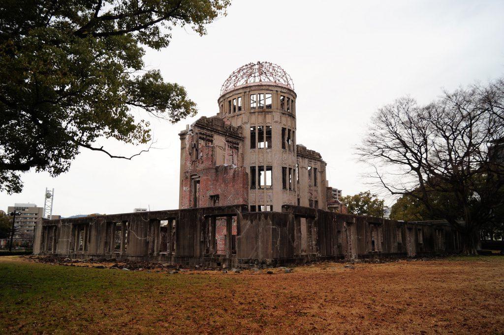 Hiroshima actual Cúpula Genbaku 1024x682 - Today's Hiroshima; a symbol of world peace