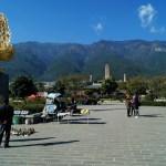 Organized trip to Yunnan - Dali Old Town - Tres Pagodas de Dali