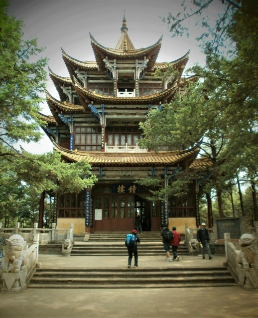 Que ver en Kunming Templo Dorado 406x500 - What to see in Kunming: Complete Travel Guide