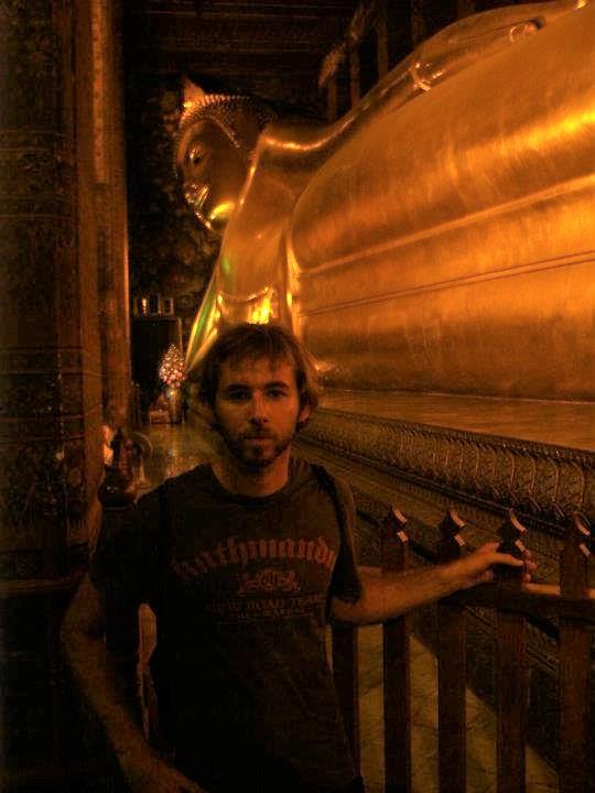 Viaje a Bangkok Templo del Buda Reclinado 1 1 - Bangkok and Khao San Road, an orderly chaos