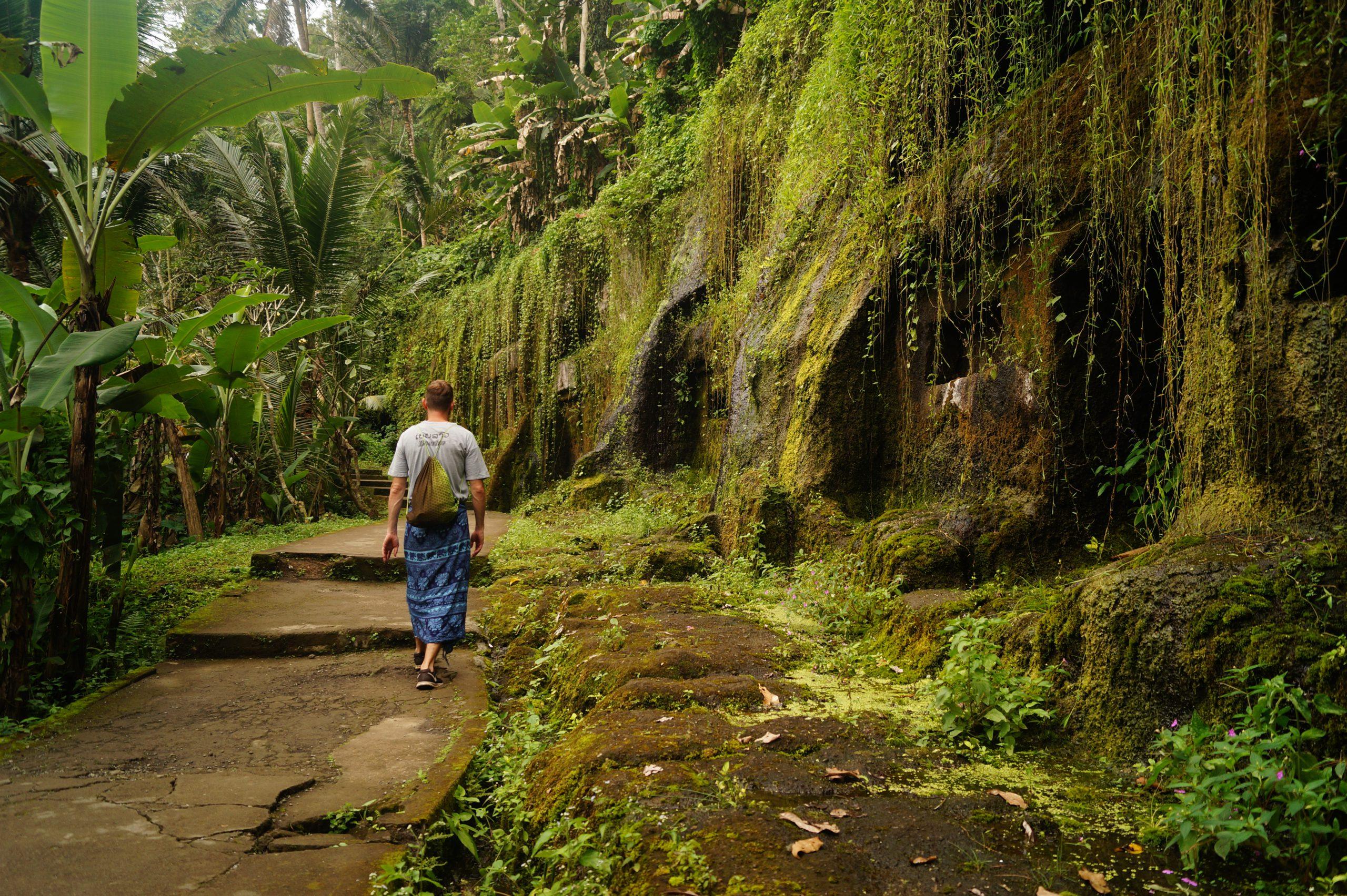Bali Ubud Templo Ganung Kawai Vegetación scaled - Los 5 mejores lugares que ver en Ubud en un día