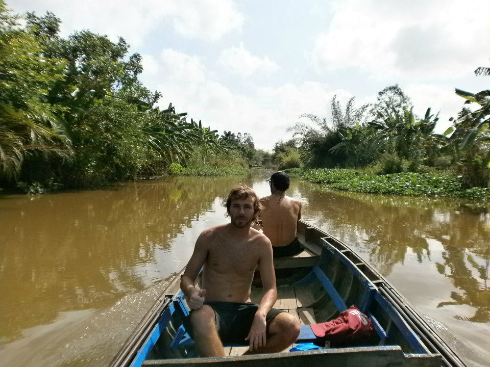 Mekong Delta Boat Tour - Top South Vietnam: The best places to visit