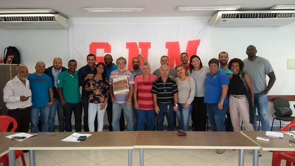 Sindicato recebe representação da Frente Brasil Popular e outros movimentos sociais