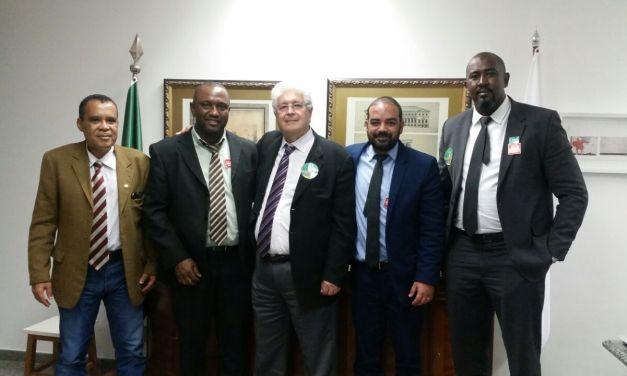 Moedeiros unem seus esforços à Frente Parlamentar em Defesa da Soberania Nacional