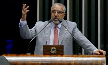 Paim critica proposta de privatização da Casa da Moeda