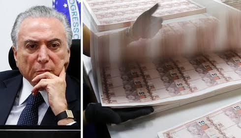 Governo ilegítimo insiste no GOLPE à Soberania Monetária