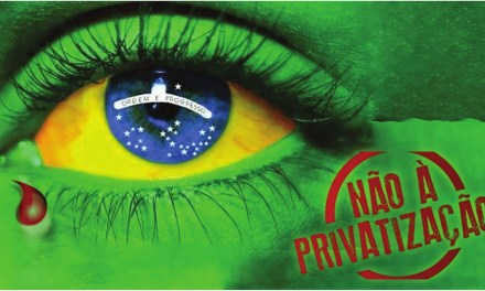 SNM distribui memorial contra a privatização em Brasília