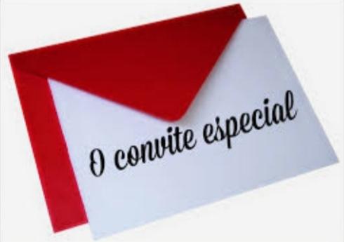 Convite para participar do lançamento da Frente parlamentar mista em defesa da casa da moeda do Brasil