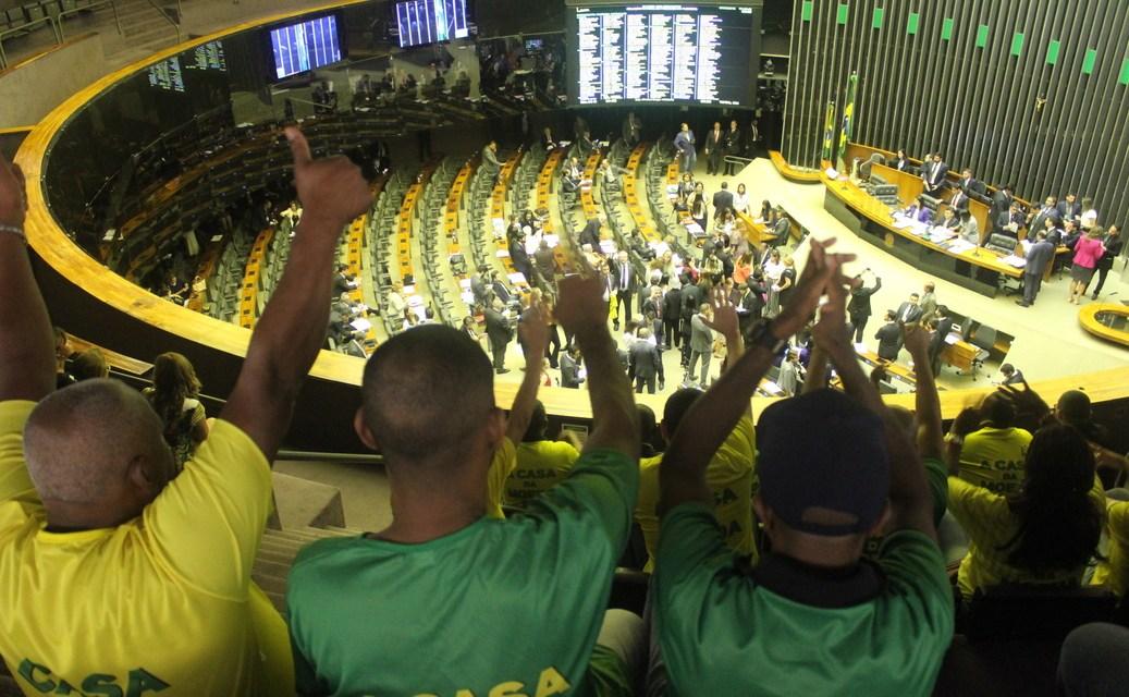 Frente Parlamentar em Defesa da Casa da Moeda, em Brasília