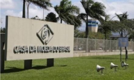 Sindicato dos Moedeiros entra na Justiça para rever demissões na Casa da Moeda